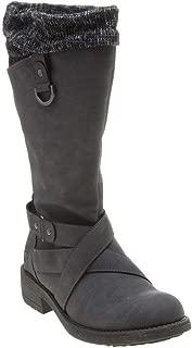 ROCKET DOG Telsa Womens Boots Grey