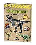 50 Dinosaurier: Erkennen & Staunen!