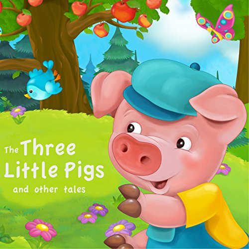 The Three Little Pigs and Other Tales audiobook cover art