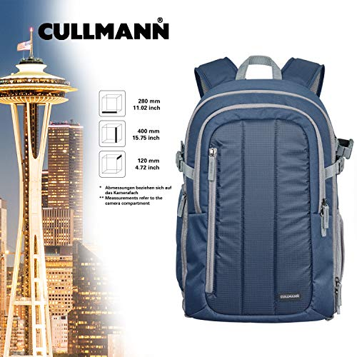 CULLMANN Seattle TwinPack 400+, blue