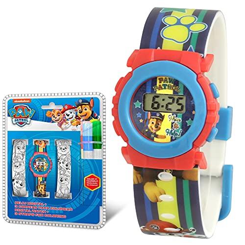 SKYLINE | Reloj Digital para Niños | Reloj de Pulsera...