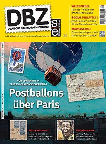 DBZ Deutsche Briefmarken-Zeitung