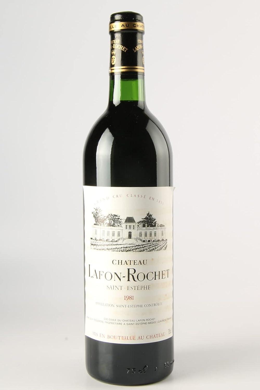 CHÂTEAU LAFON ROCHET 1981-4ème Cru Classé