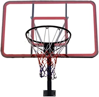 LIOOBO 5 unids//Set ni/ños ni/ños Baloncesto aro Conjunto Colgante montado en la Pared Baloncesto Red Baloncesto aro para Interior ni/ños ni/ños Juego Juguete