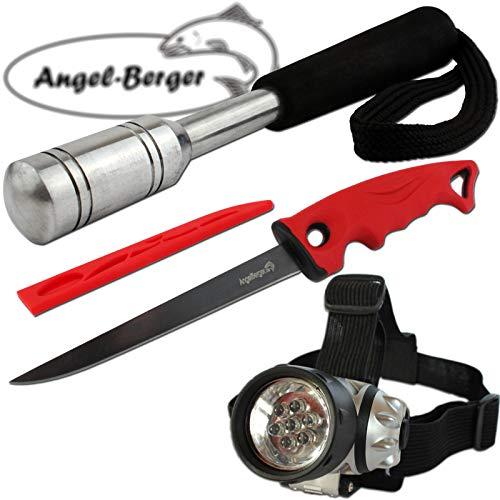 Angel-Berger Geschenkeset Werkzeugset Angelset