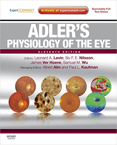 Adler's Physiology of the Eye E-Book: Expert Consult - Online and Print (English Edition)