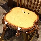 Kawaii Bread Toast U Shape Pillow Plush Toys Cute Plush Doll Soft Stuffed Bread Cushion For Kids Girls Birthday Gifts Cushion2