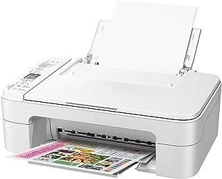 Printer, Photocopier, Colour Multifunction Inkjet Printer + Extra Set of Original PG-545/CL-546 Inks,White