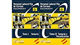 Personal Laboral Fijo Correos - Pack Temario Completo, Resúmenes y Exámenes. Edición Enero 2021 - 2 tomos (Español) Tapa blanda –