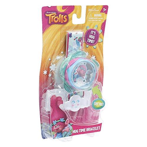 TROLLS - Pulsera Hora del Abrazo (Giochi Preziosi TRL09000)