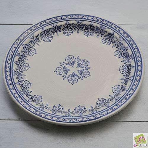 Plat à tarte Arabesque