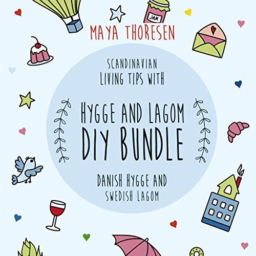 Hygge and Lagom DIY Bundle audiobook cover art