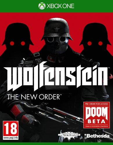PRE-ORDER! Wolfenstein The New Order Microsoft XBox One Game UK