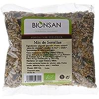 Bionsan Mix de Semillas de Girasol, Calabaza, Lino, Alfalfa y Sésamo - 300 g