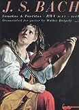 Sonaten & Partiten: BWV 1001-1006. Gitarre.