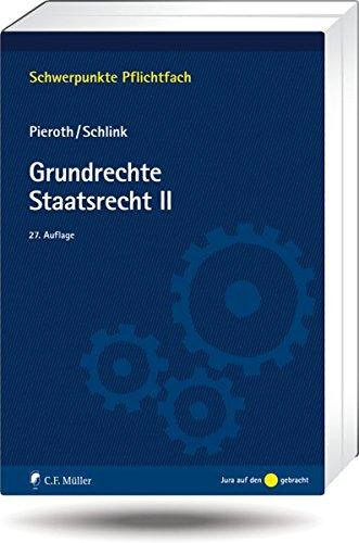 Grundrechte. Staatsrecht IIの詳細を見る