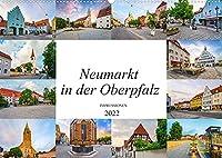 Neumarkt in der Oberpfalz Impressionen (Wandkalender 2022 DIN A2 quer): Wunderschoene Bilder der Stadt Neumarkt in der Oberpfalz (Monatskalender, 14 Seiten )