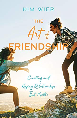 Compare Textbook Prices for Art of Friendship  ISBN 9780764234439 by Wier