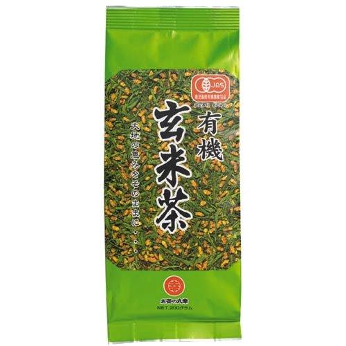 お茶の丸幸 『有機玄米茶』