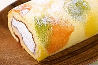 FLAVORS (フレーバーズ) 京都錦ろーる  「もしもツアーズ」「スッキリ!」「ひるおび!」「バゲット」などメディア紹介多数! もっちりとしたスポンジ、 リピーター続出の甘過ぎない生クリームが自慢のロールケーキ 誕生日プレゼントに大人気
