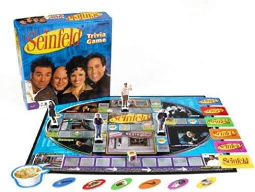 Seinfeld Trivia Game by Pressman Toy