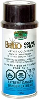 Moneysworth & Best Brillo Nu-Life Leather/Vinyl/Plastic Color Renew Spray 4.5 oz