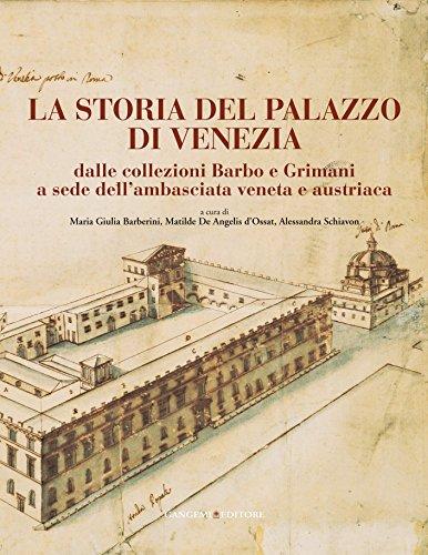 La storia del Palazzo di Venezia: dalle collezioni Barbo e Grimani a sede dell'ambasciata veneta e austriaca