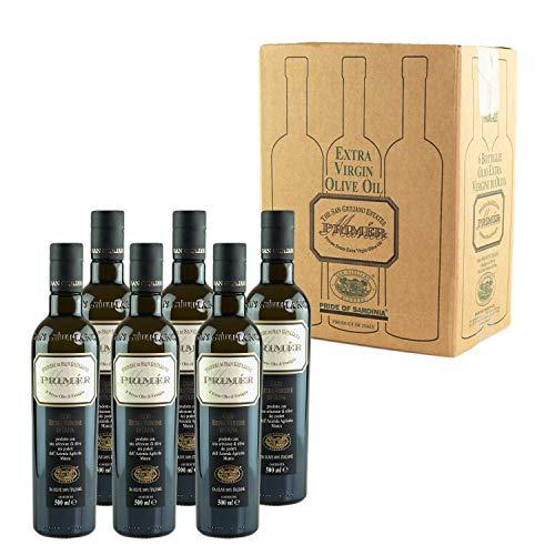 San Giuliano Olio Extra Vergine Primér 6 Bottiglie da 500 ml