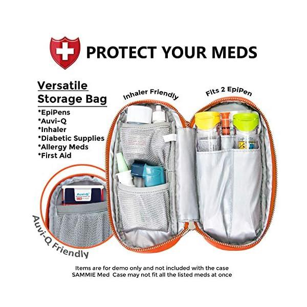 buy  PracMedic Bags EpiPen Medicine Case for ... Diabetes Care