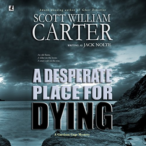 A Desperate Place for Dying cover art