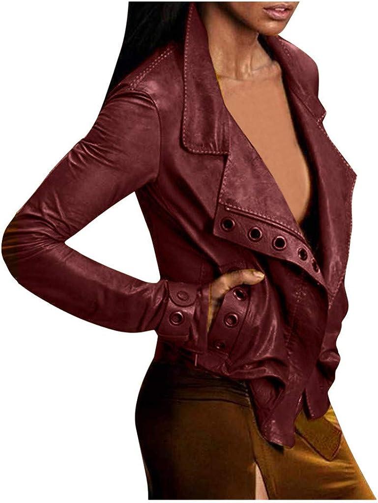 NREALY Women Plus New life Size Jacket Ranking TOP3 Faux Lady Coat Leather