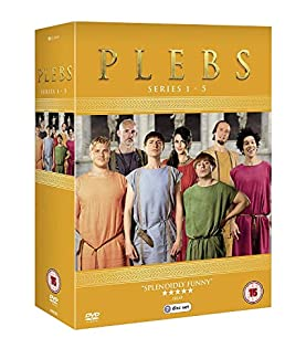 Plebs - Series 1 - 5