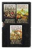 Bernard Cornwell Sharpe Box Set: Sharpe's Triumph / Sharpe's Tiger / Sharpe's Fortress