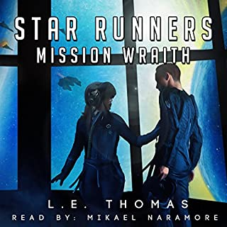 Mission Wraith audiobook cover art
