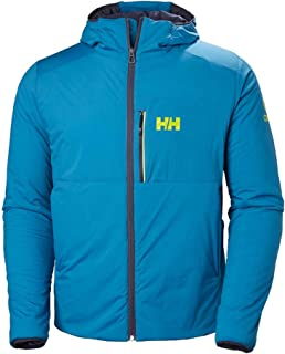 Mens Odin Stretch Hooded Insulator Outdoor Jacket