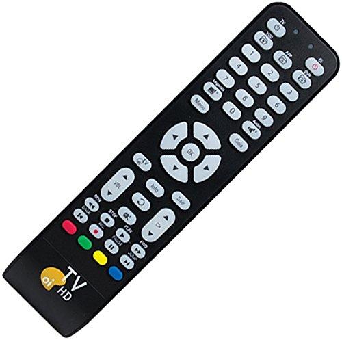 Controle Remoto Para Receptor Oi Tv Etrs 35 23754 Elsys