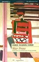 War Prose (Selections)