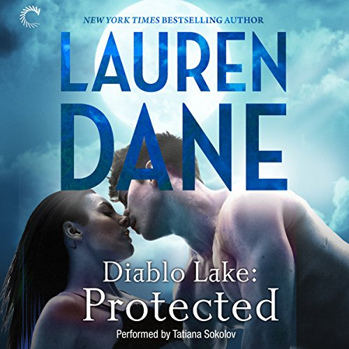 Diablo Lake: Protected audiobook cover art