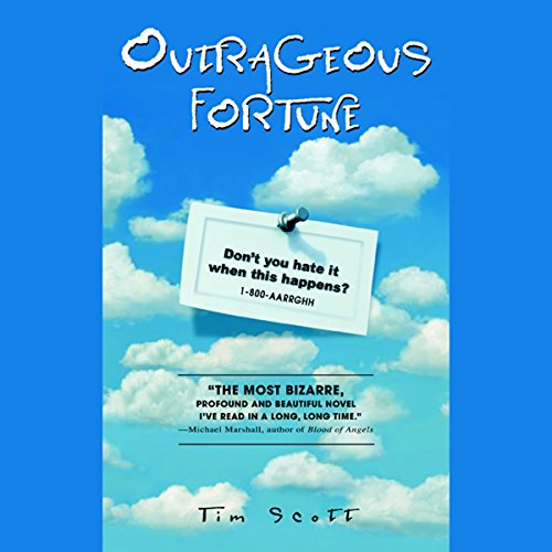 Outrageous Fortune cover art