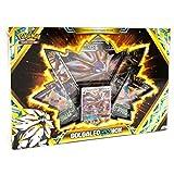 Pokemon TCG: Solgaleo GX Box - A Foil Promo Card + A Oversize Foil Card + 4 Booster Packs