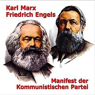 Manifest der Kommunistischen Partei audiobook cover art