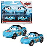 Disney Selección Doble Pack Cars | Modelos Vehículos 2020 | Cast 1:55 | Mattel, Cars Doppelpacks:Dinoco MIA & Tia