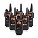 Midland LXT600VP3 36 Channel FRS Two-Way Radio - Up to 30 Mile Range Walkie Talkie - Black...