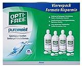 Alcon Opti- Free PureMoist Systempack 4 x 300 ml