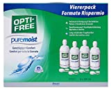 Opti-Free PureMoist Kontaktlinsen-Pflegemittel, Systempack, 1200 ml -