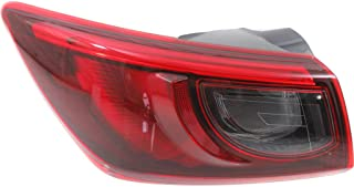 For 2016-2017 Mazda CX-3 Grand Touring Outer Taillight Driver Side LH