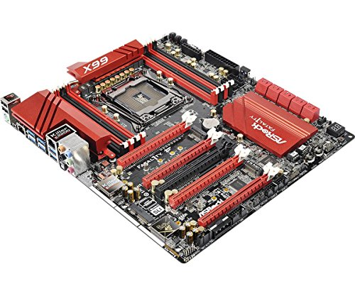 ASRock EATX - Extended ATX DDR4 Motherboard FATAL1TY X99 Professional