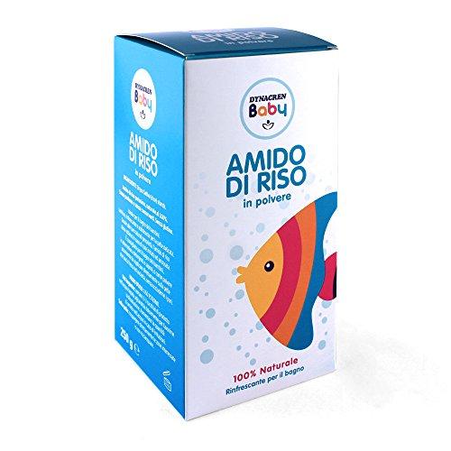 ALMIDÓN DE ARROZ EN POLVO Caja de 250 g