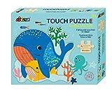 Avenir-Puzzle de Mundo Submarino para niños a Partir de 3 años, 4 x 4 Piezas, Color (6305060)