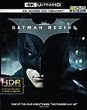 バットマン ビギンズ<4K ULTRA HD&ブルーレイセット>[Ultra HD Blu-ray]
